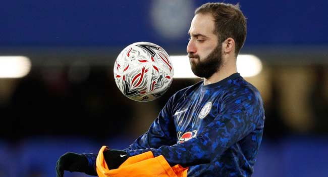 Higuain Keen To Earn Permanent Chelsea Move