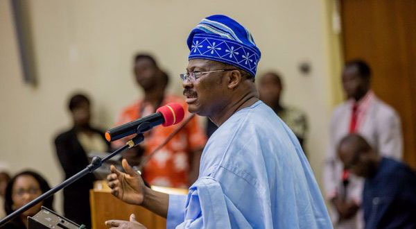 Ajimobi Scores His Administration High After Valedictory Session