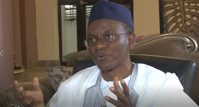 I Am Working For APC's Victory In Kogi Governorship Election, Says El-Rufai