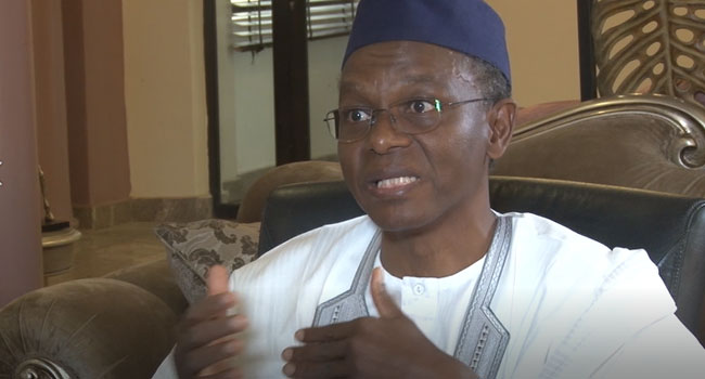 El-Rufai Blasts Shehu Sani, Insists Senator Will Be Defeated