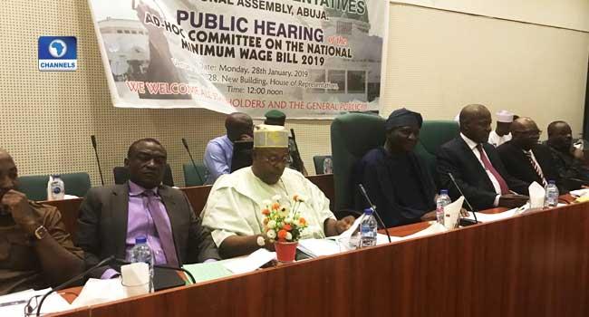 NLC President Insists On N30,000 Minimum Wage As Reps Begin Public Hearing