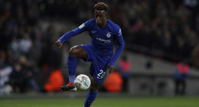 Chelsea Star, Hudson-Odoi, Says He Has Been Cleared of Rape