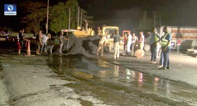 FG Commences Road Rehabilitation In Imo