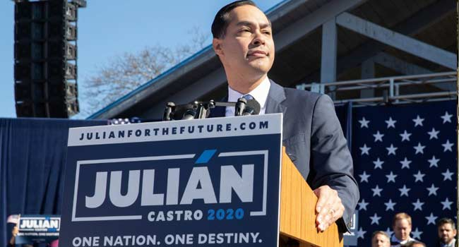 Obama Protege Julian Castro Joins 2020 Presidential Race Against Trump