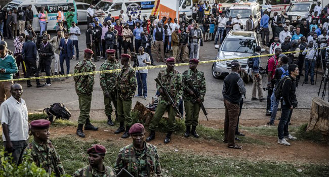 American Citizen Killed In Nairobi Attack – Official