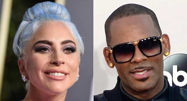 Lady Gaga Sorry, Apologises For R. Kelly's Collabo