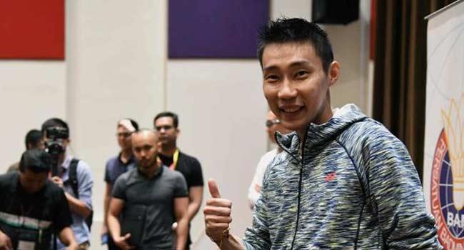 Badminton's Lee Resumes Training After Cancer Battle