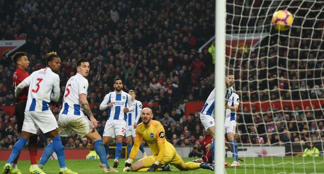 Solskjaer Salutes Rashford As League 'Best' In Kane Absence