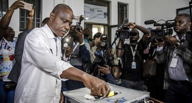DR Congo Presidential Runner-Up Appeals Against Result – Lawyer