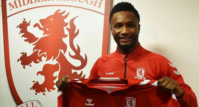 8d6fa8b003f ... Middlesbrough Unveil Super Eagles Captain Mikel Obi