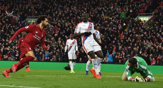 Salah Fires Liverpool Seven Points Clear, United Extend Winning Run