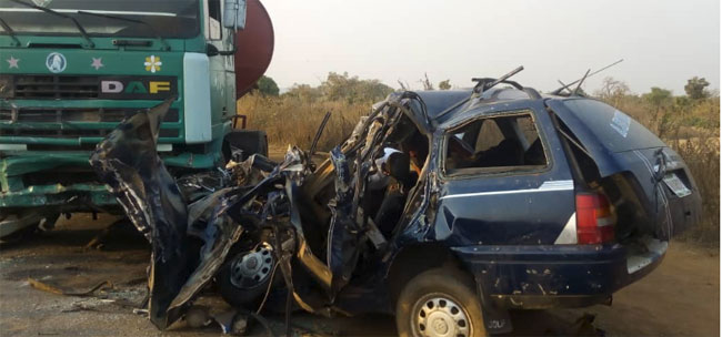 Road Accidents Claim 1,538 Lives In Fourth Quarter Of 2018 – NBS