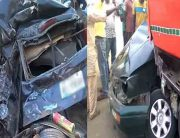 One Killed, 13 Injured As Truck Rams Into Vehicles In Niger