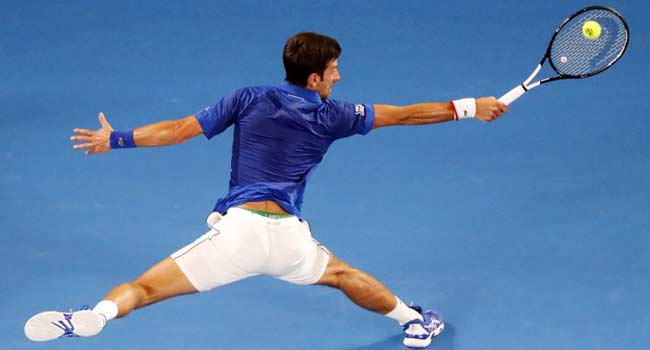 Djokovic Powers Past Tsonga In 2008 Aussie Open Final Repeat