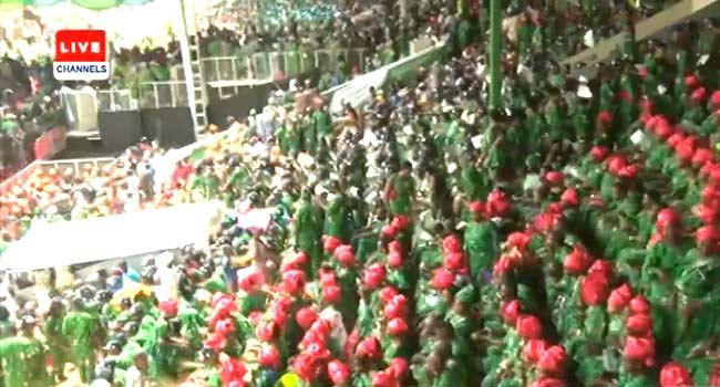 'Youths Are The Active Breadwinners Of Nigeria' – Ajimobi