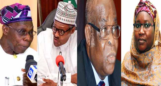 'Points For Concern And Action': Obasanjo's Full Statement On Buhari, CJN's Trial, Others
