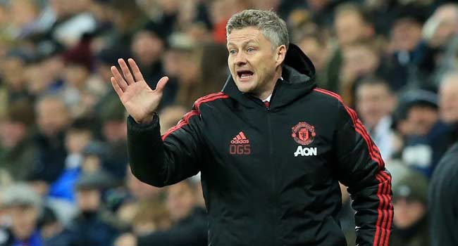 Man Utd 'On Right Track' As They Hunt Champions League Spot, Says Solskjaer