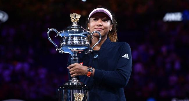 Australian Open: Osaka Beats Kvitova, Becomes New World Number One