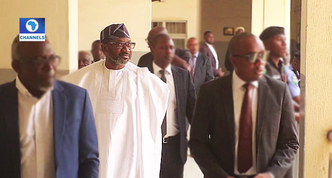 Alleged Fraud: Otedola Says DSS Gave Him $500,000 To Set Up Farouk