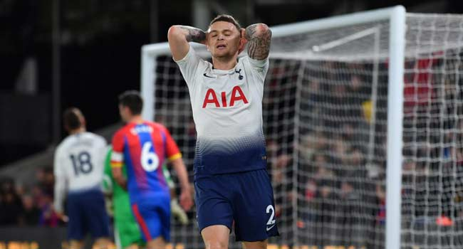 Palace Knock Tottenham Out Of FA Cup