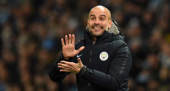 City Must Win Every Game To Retain Title, Says Guardiola