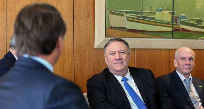 Bolsonaro Considers Hosting US Military Base In Brazil