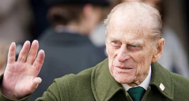 Britain's Prince Philip Turns 99