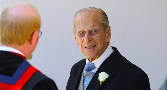 Prince Philip 'Being Looked After Very Well,' Says Charles