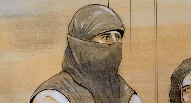 Islamic State Woman Found Guilty Of Terror Crimes In Canada