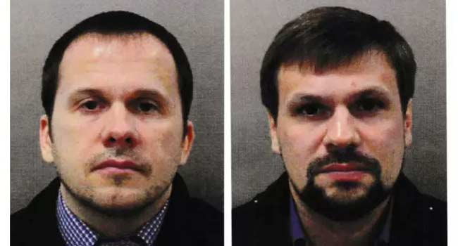 EU To Sanction Salisbury Chemical Attack Suspects