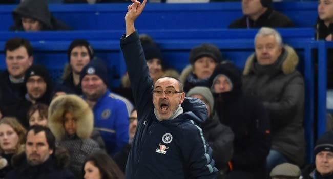 'Maybe It's My Fault': Sarri Fumes After Chelsea Meltdown
