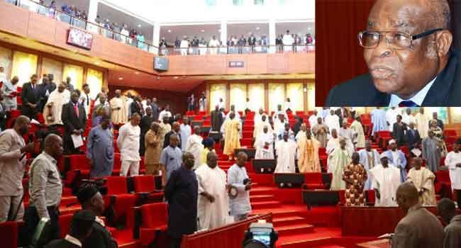 BREAKING: Senate To Reconvene Tuesday, Debate Onnoghen's Suspension
