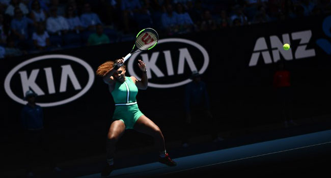 'Just Getting Started', Serena Says As She Marches Into Last 16 Of Australian Open
