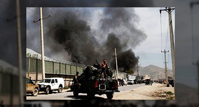 At Least 65 Killed In Taliban Attack On Afghan Intel Base – Sources