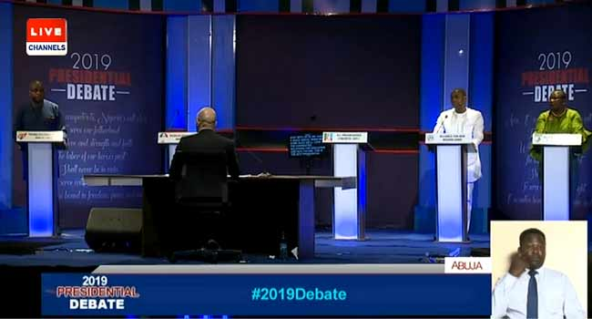 Ezekwesili, Moghalu, Durotoye Seek 'Political Disruption' As Buhari And Atiku Shun Debate