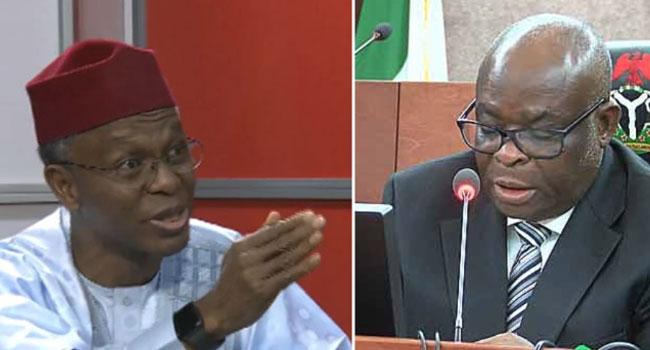 CJN's Trial: Why Should The President Know About Prosecution Of Anyone? El-Rufai Asks