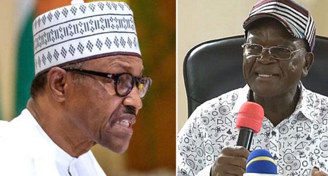 Ortom Should Stop His Hate Campaign Against President Buhari, Says Presidency