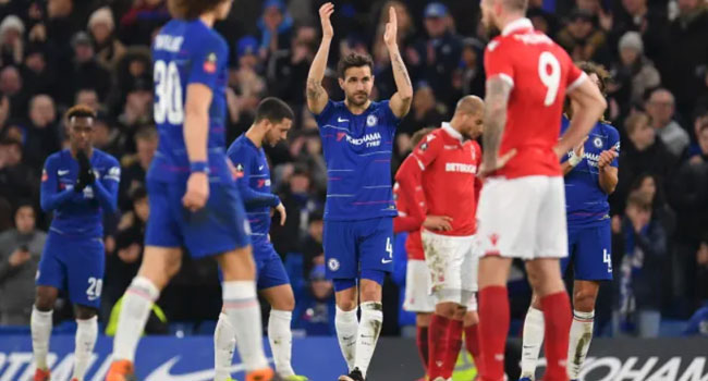 Fabregas Leaves Chelsea Joins Thiery Henry At Monaco