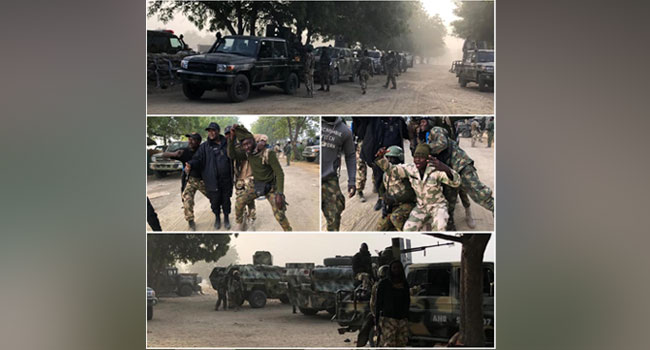Troops Dislodge Boko Haram From Baga, Other Areas