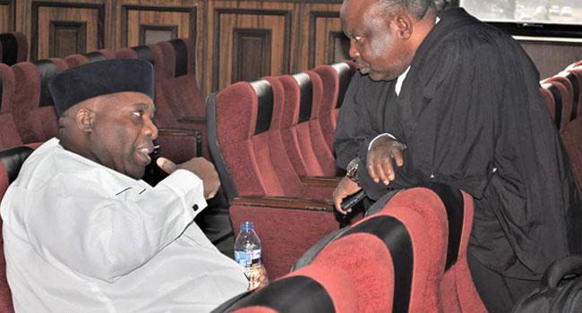 BREAKING: EFCC Arraigns Doyin Okupe Over Alleged N702m Fraud