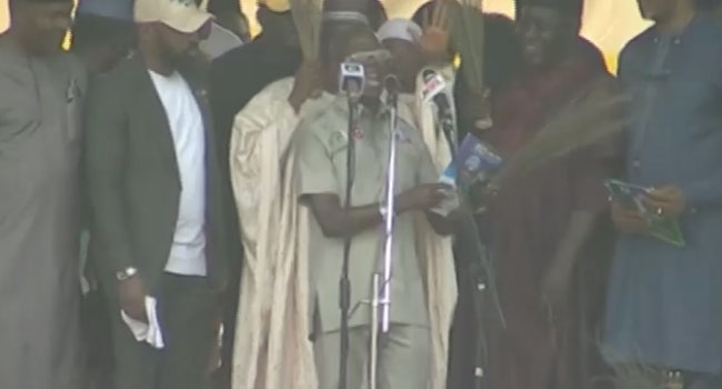 [VIDEO]: Once You Join APC, All Your Sins Are Forgiven –  Oshiomhole