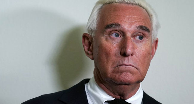 Trump Confidant Roger Stone, Indicted By Mueller Pleads Not Guilty