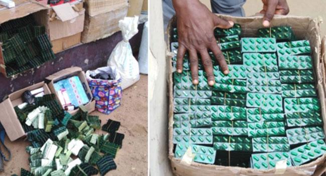 NDLEA Raids Black Spots, Seizes Drugs And Guns In Abia