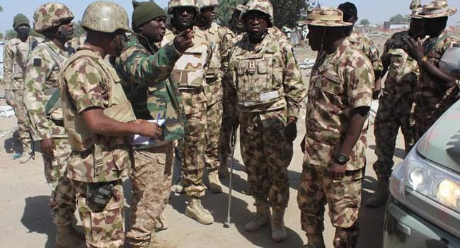 Lafiya Dole Commander Hails Troops In Fight Against Terrorism