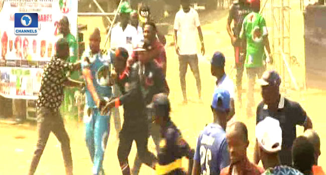 Police Arrest Two, Declare NURTW Chieftain Wanted After Violent Lagos APC Rally
