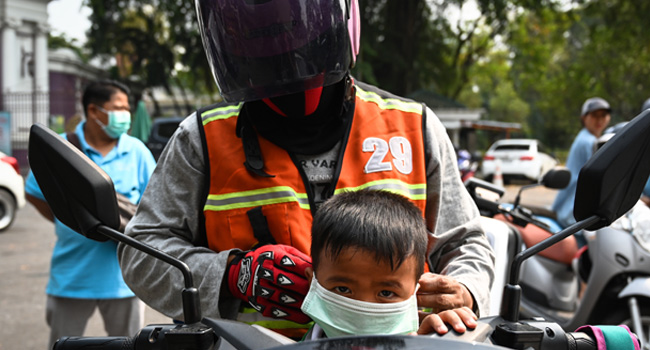 Schools To Be Shut As Toxic Smog Chokes Bangkok
