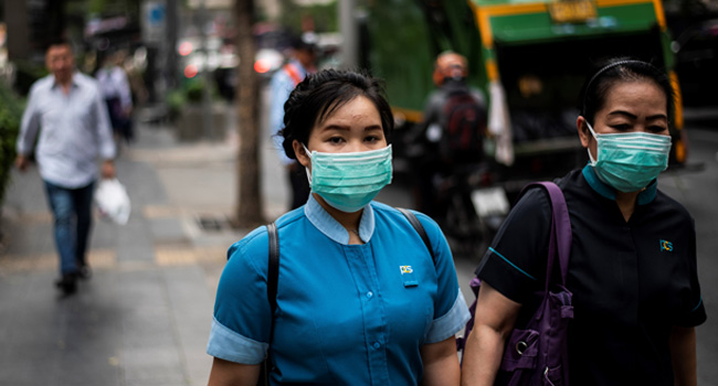 Bangkok Governor Calls For Help In Reducing Toxic Smog