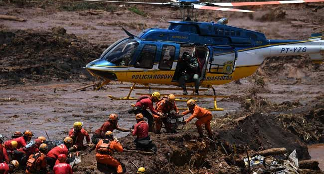 Death Toll In Brazil Mine Disaster Jumps To 58 [PHOTOS]