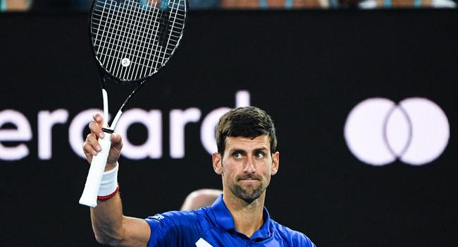 Djokovic Qualifies For Australian Open Semis As Nishikori Retires