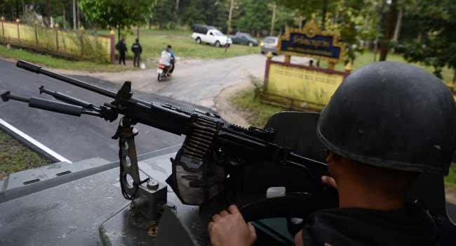 Gunmen Shoot, Kill Two Monks In Thailand's Deep South